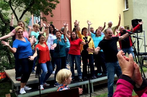 Foto Vocal Explosion neu in Sindelfingen